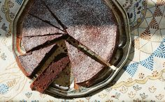 This classic, flourless dark chocolate torte has enough depth and richness to satisfy any chocolate lover while being light enough to justify a second helping.