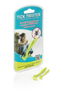 O'TOM TICK TWISTER Safest & Best Tick Remover for Pets Cats Dogs Horses & Humans #OTOM