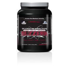 Complete Nutrition's Buzzerk..best pre workout drink & it's YUMMY