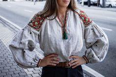 Folk Fashion, Ethnic Fashion, Women's Fashion, Peasant Blouse, Blouse Dress, Ethno Style, Embroidery On Clothes, Miami Fashion, Unique Dresses