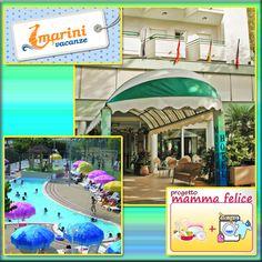 Hotel Milord*** a Cesenatico (Fc), Hotel per famiglie dove la cura e la felicità della famiglia vengono prima di tutto.