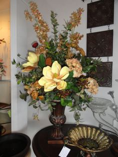 Artificial Floral Arrangements and Artificial Plant Artificial