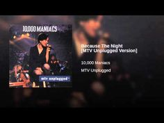 Because The Night [MTV Unplugged Version] - YouTube