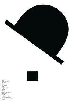 graphic genius: ever seen a simpler clearer graphic essence (portrait)?!
