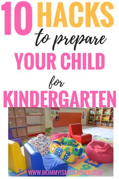 I didn't know my child needs to know all of these for kindergarten readiness! It will definitely help my child pass all the kindergarten readiness assessments. Preschool At Home, Toddler Preschool, Toddler Activities, Toddler Fun, Parenting Toddlers, Kids And Parenting, Parenting Hacks, Back To School Hacks, School Tips