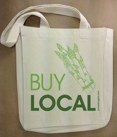 Buy Local by PamelaFugateDesigns, $12.95