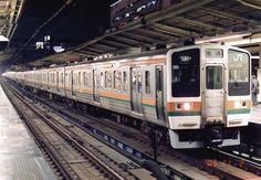 211系横浜駅