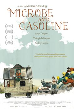 My review of MICROBE AND GASOLINE: