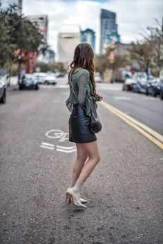 The Latest Ankle Boot Trend | Blank Itinerary
