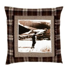 Moltex Trysil Cushion Brown @occahome