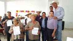 La dependencia federal entregó apoyos por 1 millón 236 mil pesos para resarcir daños climatológicos en más de 800 hectáreas – Ecuandureo, Michoacán, 12 de julio de 2016.- El delegado ...