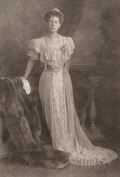 Grand duchess Maria Georgievna of Russia, neé Princess of Greece and Denmark, 1900s