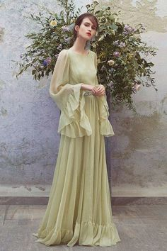 Dreamy dress by Luisa Beccaria Cool Chic Style Fashion Day Dresses, Prom Dresses, Formal Dresses, Wedding Dresses, Pretty Dresses, Beautiful Dresses, Pretty Clothes, Luisa Beccaria, Dress First