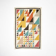 west elm offers eye-catching patterned rugs that bring style to your living room, bedroom and outdoor spaces. Find geometric pattern rugs, area rugs and more. Jute Rug, Woven Rug, Floor Patterns, Modern Area Rugs, Geometric Rug, Contemporary Rugs, Graphic Patterns, Floor Rugs, Rugs In Living Room