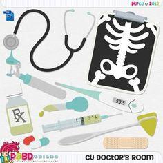 CU Doctor's Room Templates [PaBD_cudoctorsroom] : CU Digitals, Commercial Use…