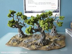 a couple of sets of Citadel Woods