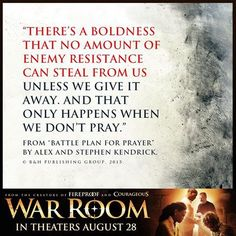"War Room Quotes Always Pray.""warroom""  Pinterest  Room Inspirational And ."