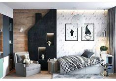 Teen girl bedroom ideas – Home Decor Designs Teen Girl Bedrooms, Kids Bedroom, Modern Home Interior Design, Teenage Room, Ideas Hogar, Kids Room Design, Kid Spaces, House Rooms, Boy Room