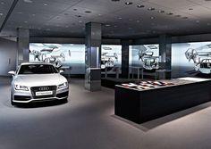 Audi abre en Londres su primer concesionario digital Audi City | El 2 Caballos