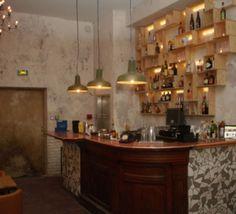 Le bar à cocktails du Badaboum à Paris