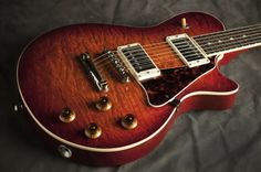 McInturff Guitars Carolina Custom