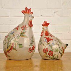 adornos de ceramica para jardin - Buscar con Google