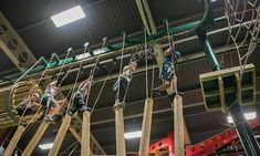 One-Hour High Ropes Course for One, Two or Four at Sky High Adventure High Ropes Course, Sky High, Adventure, Products, Fairy Tales, Adventure Nursery, Beauty Products