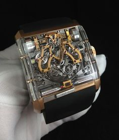 Hands on with the Guy Ellia Repetition Minute Zephyr HD Video Original Watch Videos Watch You Go Unusual Watches, Amazing Watches, Cool Watches, High End Watches, Fine Watches, Men's Watches, Luxury Watch Brands, Luxury Watches For Men, Steampunk Clock