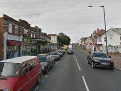 View along Austin & Wyatt on 690 Wimborne Road in Bournemouth