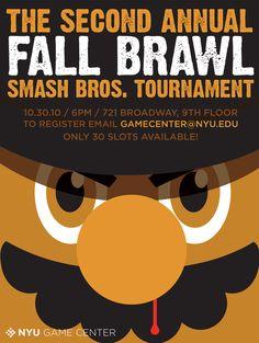 NYU game center poster 2010