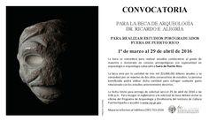 Blog de la Editorial del Instituto de Cultura Puertorriqueña: Convocatoria para Beca de Arqueología Dr. Ricardo ...
