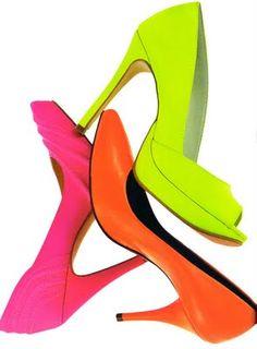 Neon, a tendência que veio para ficar!
