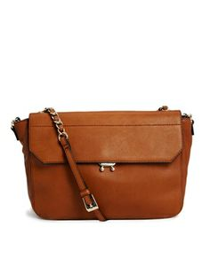 Karen Millen Push Lock Satchel