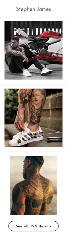 """Stephen James"" by imani-harp ❤ liked on Polyvore featuring stephen james, boys, people, taylor hill, taylor marie hill, models, guys, home and home decor"