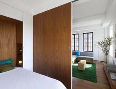 Design CraftCasa - Studio...tutto in 65 mq-studio architetto Robert Garneau NY