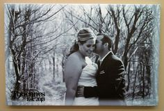 Framed Canvas Wall Art | Turn your photographs into lasting pieces of art | Great for Wedding & Anniversary Gifts | http://www.banners.com/canvas-wall-art