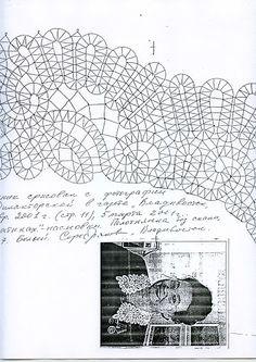 My works - Lada - Веб-альбомы Picasa Irish Crochet, Crochet Lace, Bobbin Lace Patterns, Point Lace, Needle Lace, Lace Making, My Works, Vintage World Maps, Artwork