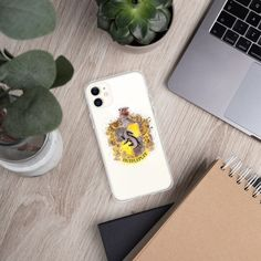 Harry Potter inspired Hufflepuff house logo for iPhone 6 11