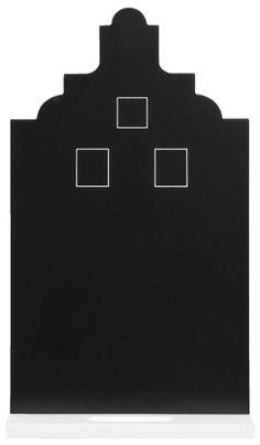Krijtbord Huis: leuk en handig tegelijk dit krijtbord, voor bijvoorbeeld afspraken en als boodschappenlijstje. Handige keuken- of woonkamer accessoires!