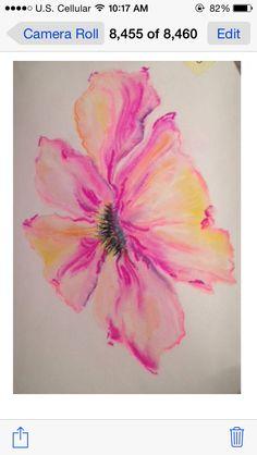 Pastel Original / Jill Tyndall