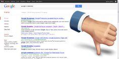 Google sıralamasına (rank) etki eden ve Google cezaları gibi sıralamayı düşüren çeşitli nedenler.