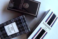 Versace pour Homme - Tommy - Burberry Brit  www.fragrancex.com