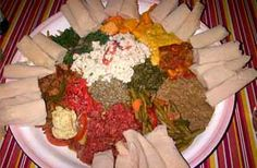Addis Ababa serves a menu of authentic Ethiopian classics, including dishes made with berber a thick paste made of paprika, ginger, garlic, cloves, cinnamon, nutmeg, allspice, coriander and other spices.