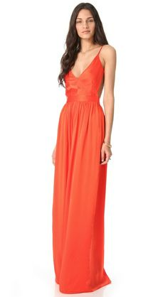 ONE by Contrarian Babs Bibb Maxi Dress - available at Nordstrom
