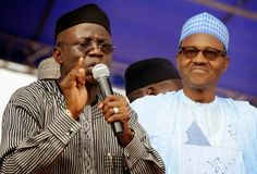 As Buhari's Running Mate, I Was Asked To Sign A Resignation Letter Before Elections- Tunde Bakare
