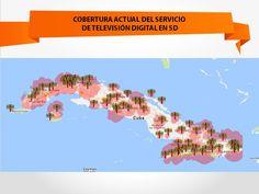 Cobertura de la televisión digital en #Cuba