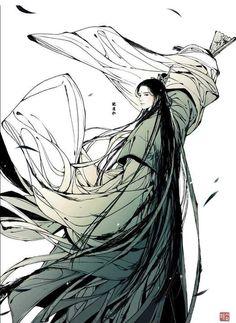 Ancient China, Ancient Art, China Art, Light Novel, The Villain, Manga, Oriental, Magazine Art, Fantasy Art