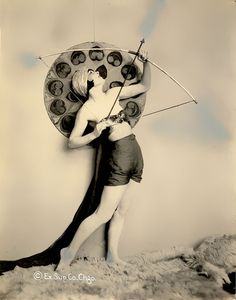 1920s, cupid