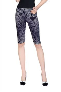 City Grey Cropped Leggings only $25 by designer Nikky Starrett  Free shipping on orders over $50!