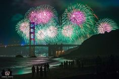 More fireworks in SF